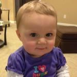 Olivia 8 months